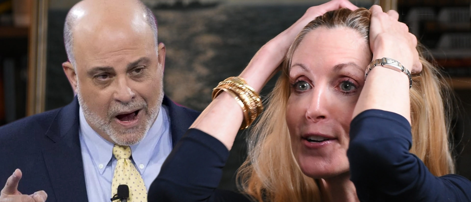 Exclusive: Ann Coulter Hits Back At Mark Levin's 'Pseudo-Conservatives' Insult