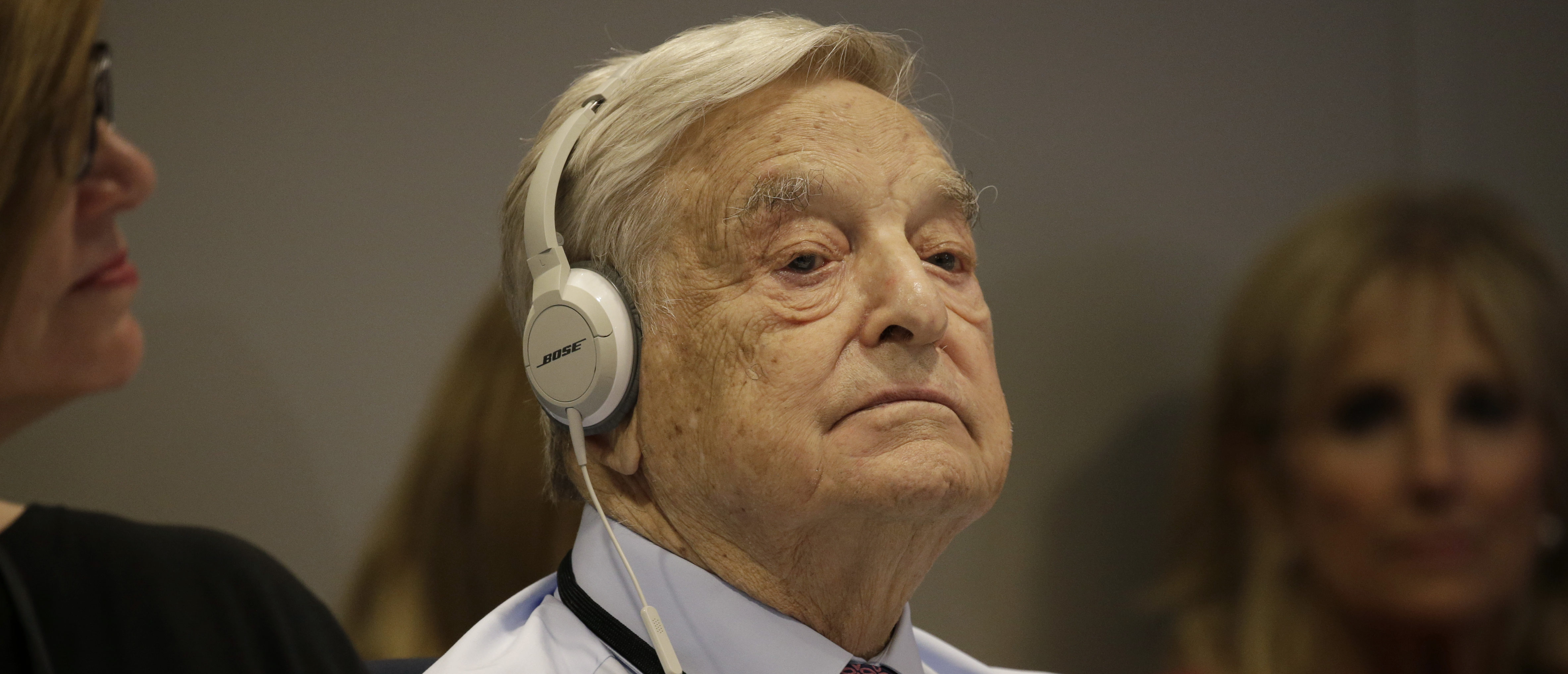 Soros-Linked 'Dark Money' Group Is Funding Ads Urging Vulnerable Republicans To Impeach Trump