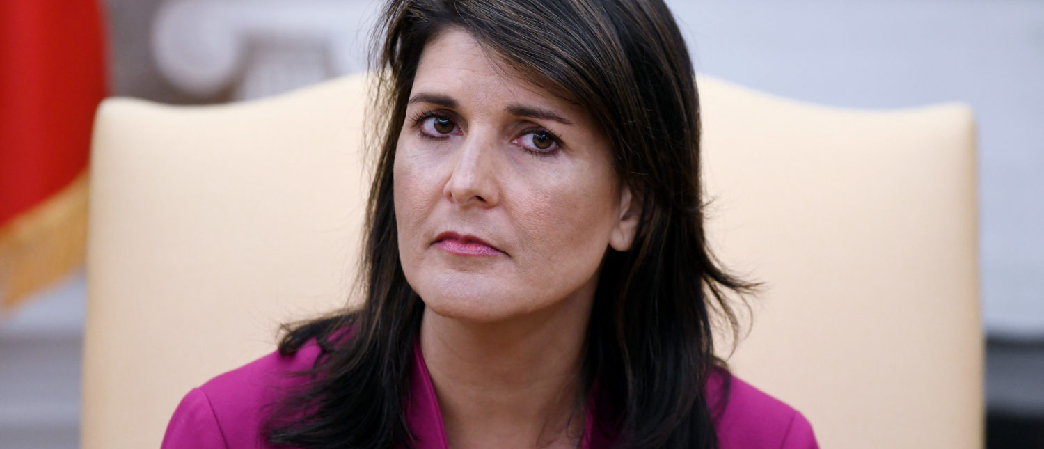 'Unthinkable': Nikki Haley Weighs In On New Hampshire Results