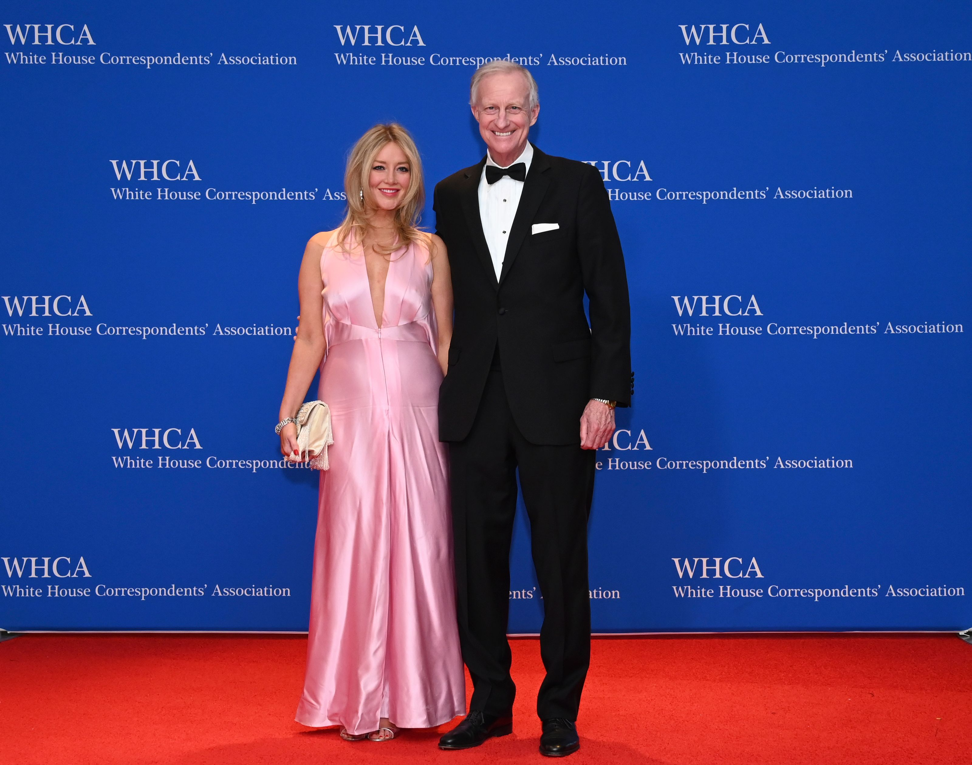DC council member from Ward 2 Jack Evans (R) arrives on the red carpet during the White House Correspondents' Dinner in Washington, DC on April 27, 2019. (Photo by ANDREW CABALLERO-REYNOLDS / AFP via Getty Images)