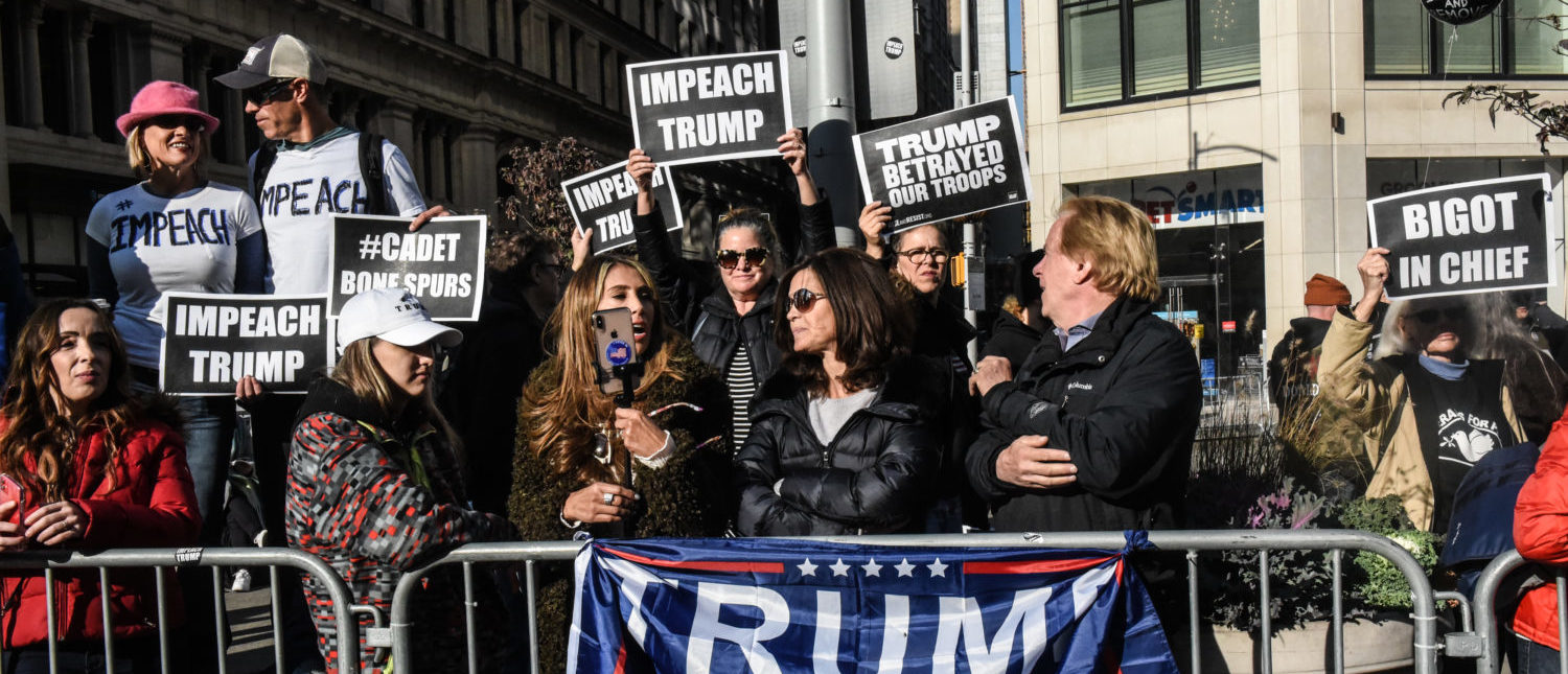 Focus Group Finds Average Americans Don't Even Know Or Care What Impeachment Is About