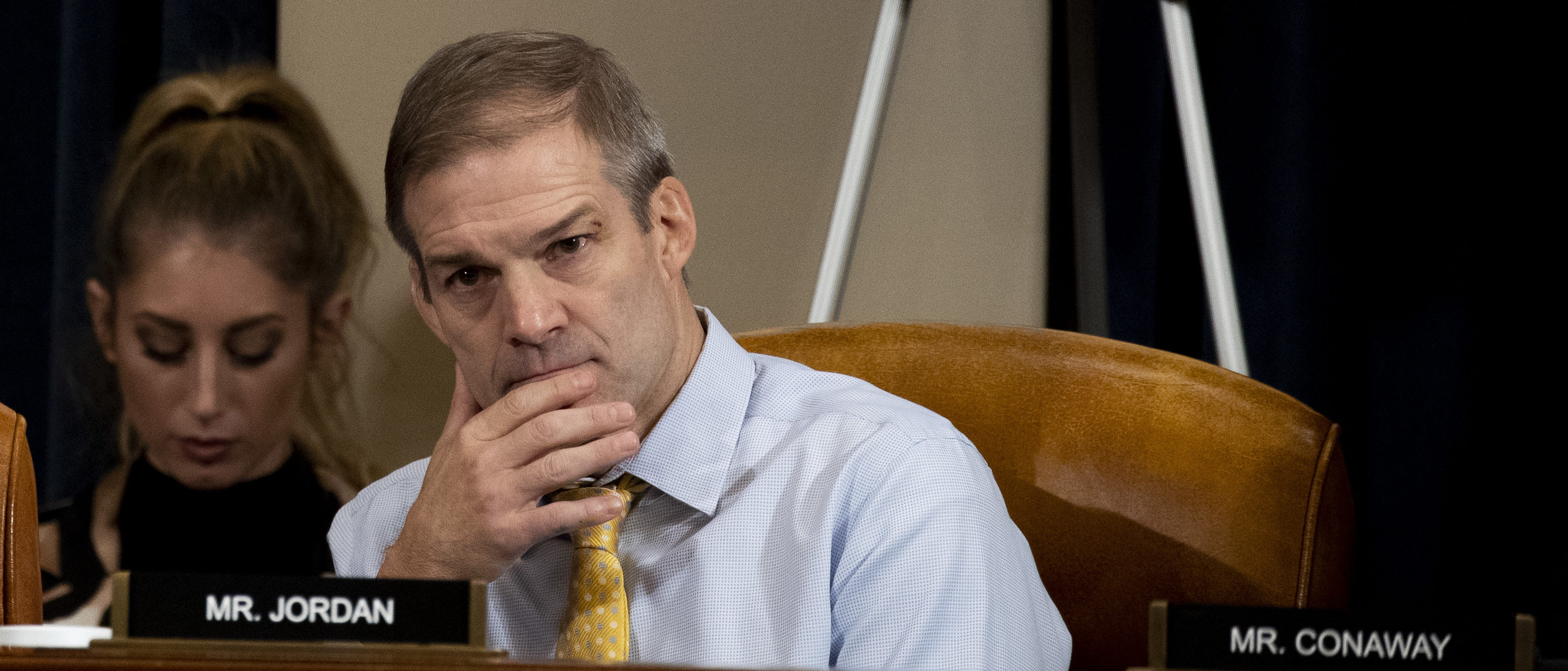 Calling All Patriots: We're Getting Ready For Our Interview With Jim Jordan - What Do You Want Us To Ask Him?
