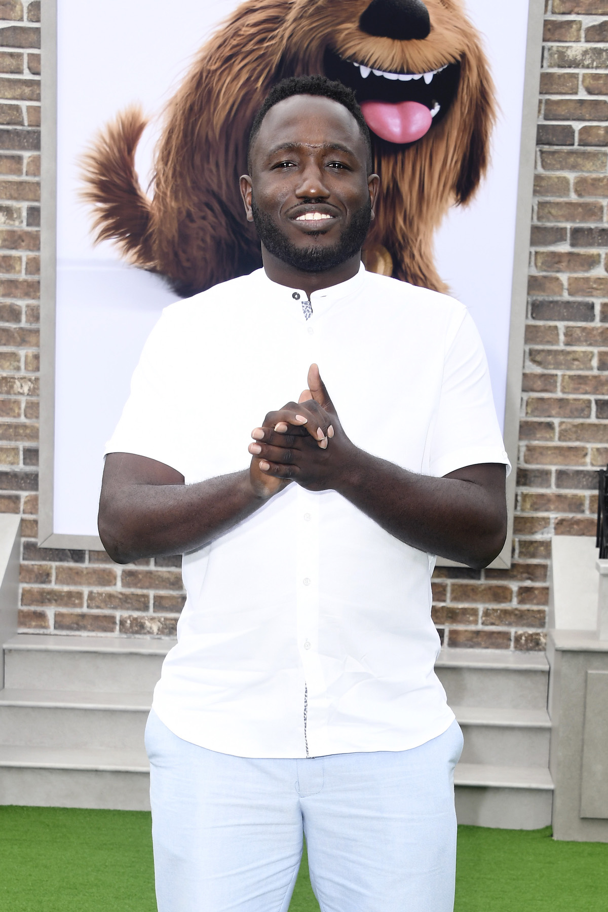 Hannibal Buress attends the Premiere of Universal Pictures' 'The Secret Life Of Pets 2' at Regency Village Theatre on June 02, 2019 in Westwood, California. (Photo by Frazer Harrison/Getty Images)