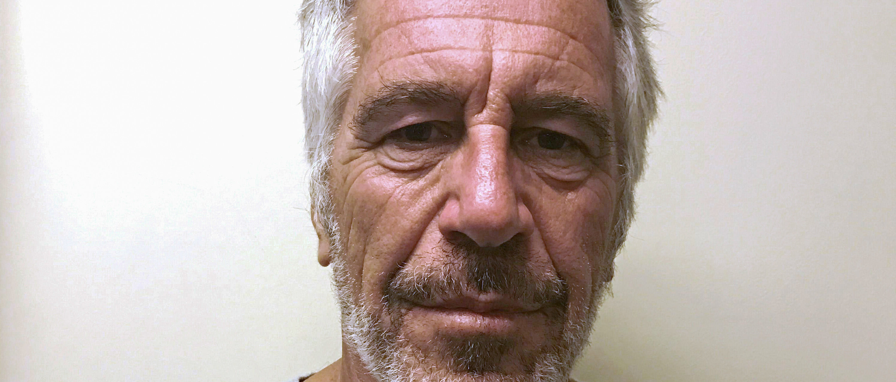 U.S. financier Jeffrey Epstein appears in a photograph taken for the New York State Division of Criminal Justice Services' sex offender registry March 28, 2017. (New York State Division of Criminal Justice Services/Handout via REUTERS.)