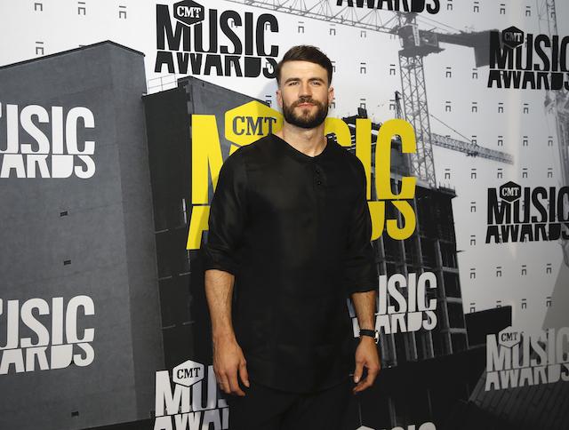 2017 CMT Music Awards Arrivals - Nashville, Tennessee, U.S., 07/06/2017 - Sam Hunt. REUTERS/Jamie Gilliam