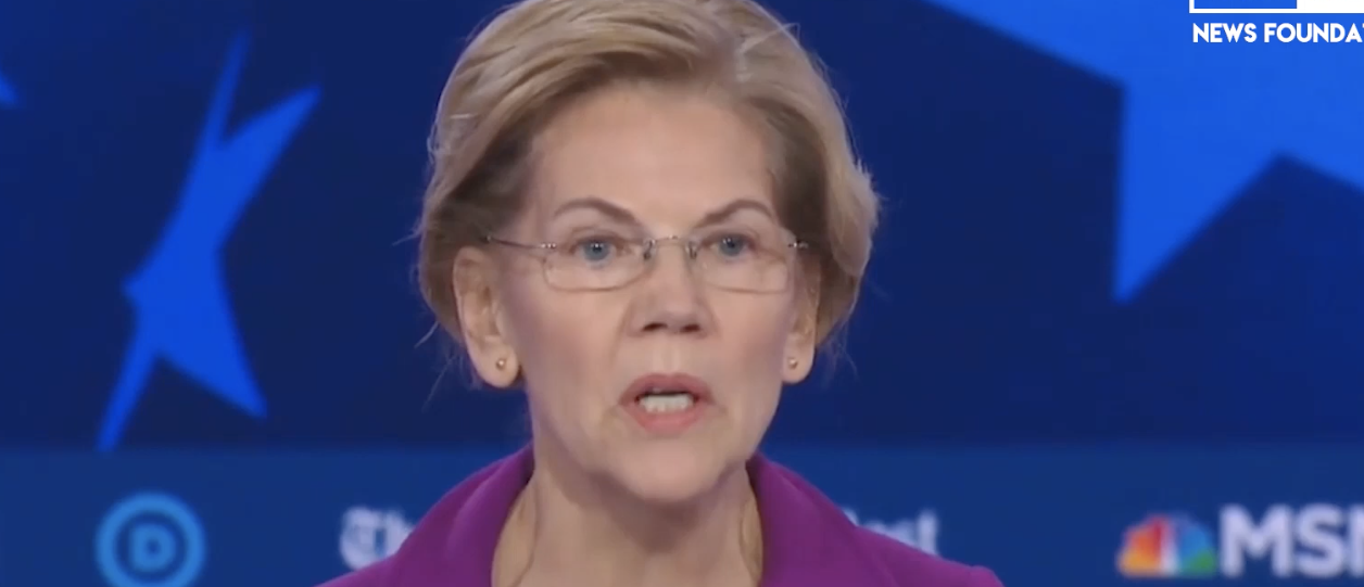 Did Elizabeth Warren Suck All The Oxygen Out Of The Room?