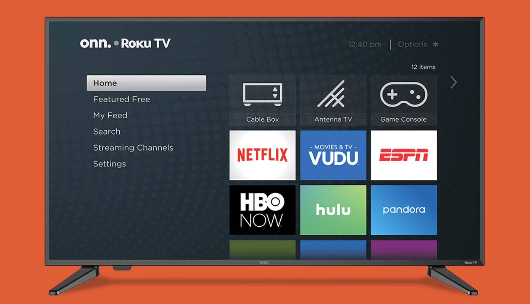 40″ Smart TV under $100 At Walmart. Walmart Stores Should ...