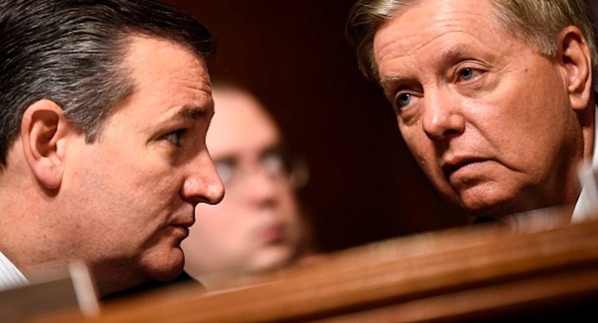 Cruz, Graham, Cheney Publicly Rebuke Trump On Iran