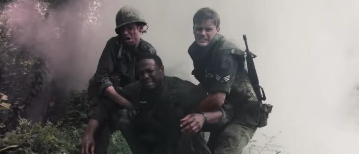 There's A New Vietnam War Movie Coming Out Based On An Incredible True Story. The Trailer Is Chilling