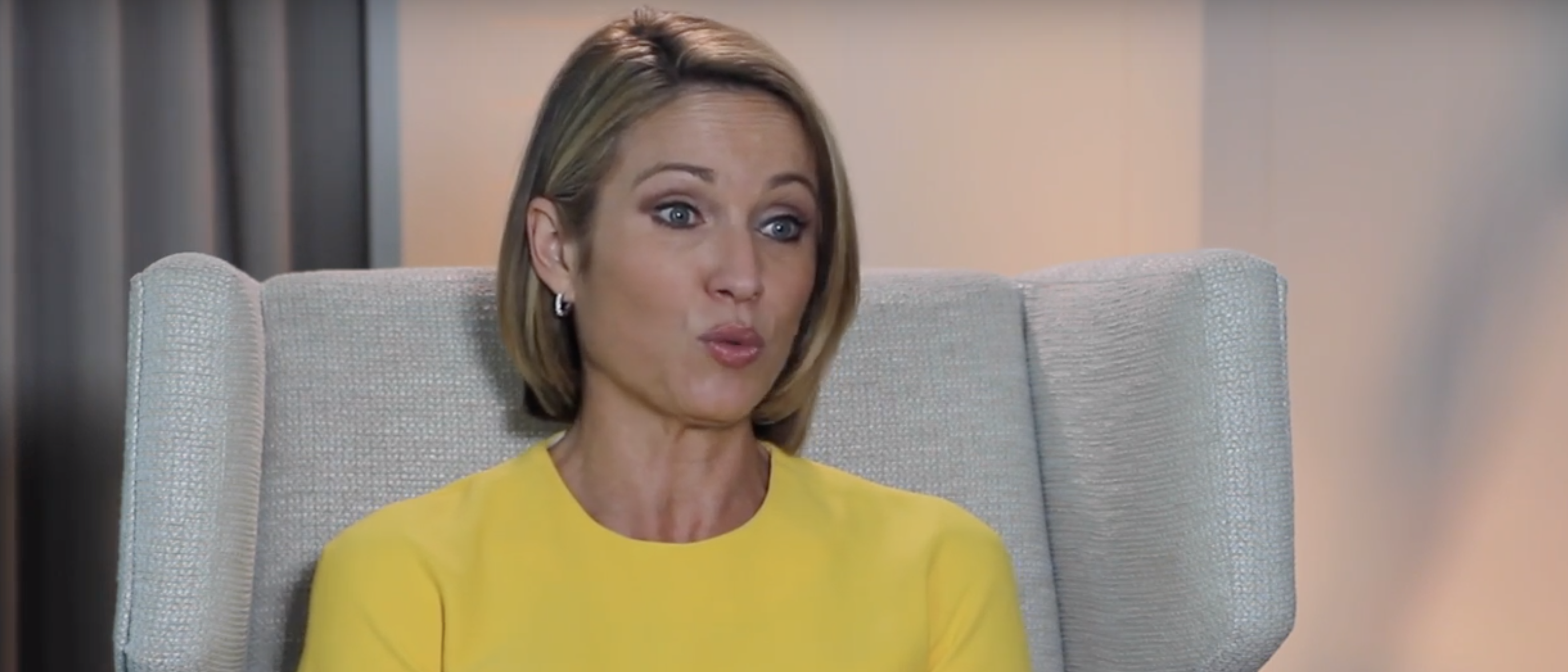 Report: ABC Desperate To Find Real Leaker Of Amy Robach Tape
