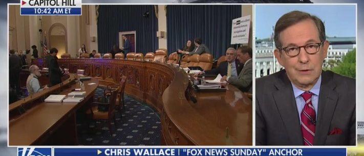 Chris Wallace: If You Weren�t Moved By Yovanovitch Testimony, �You Don�t Have A Pulse�