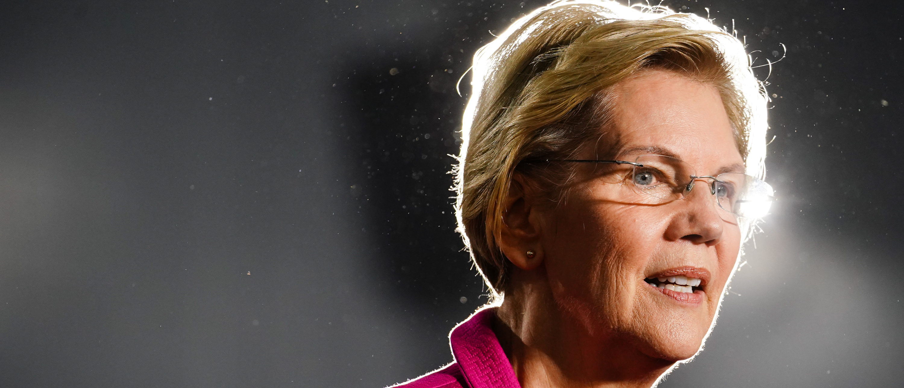 Elizabeth Warren Promises To Get Rid Of The Electoral College After She Wins In 2020