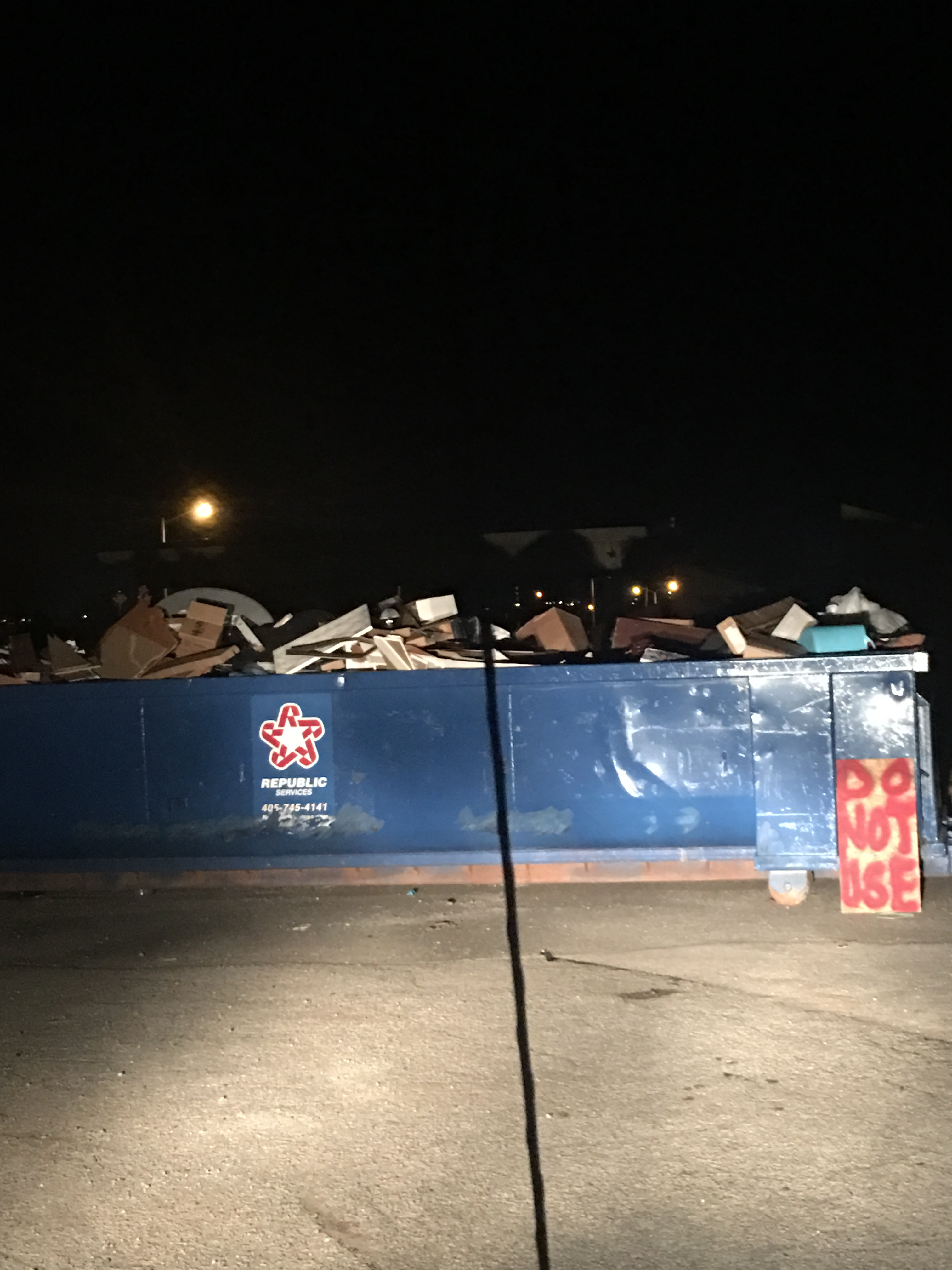 Photo of the Driver family belongings. Courtesy of Janna Driver.