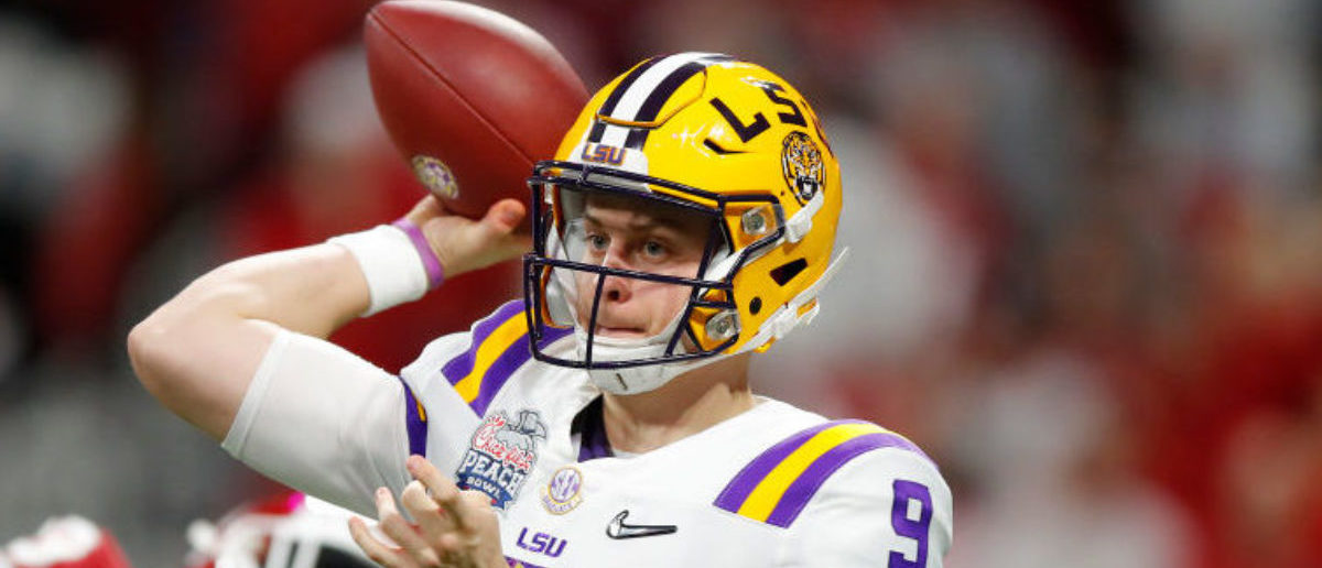 Will Joe Burrow Be The First Pick Of The NFL Draft? ESPN Expert Seems To Have a Concrete Answer