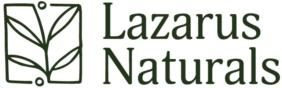 Lazarus Naturals logo