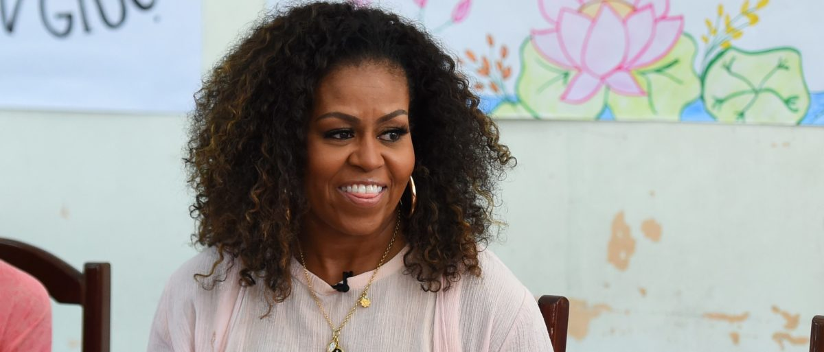 Michelle Obama Opens Up About Her Friendship With...