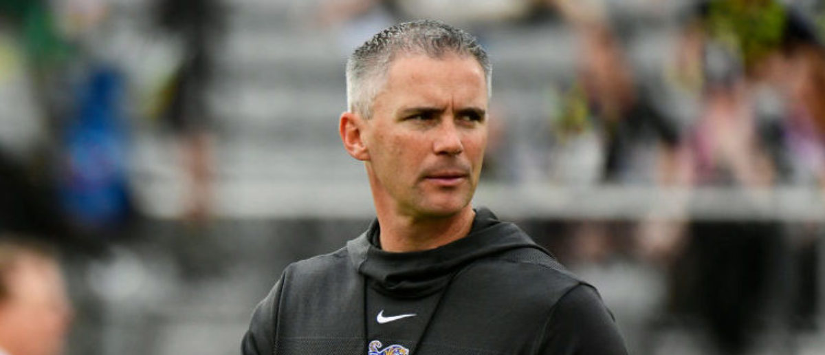 Mike Norvell Won't Coach Memphis In The Cotton Bowl After ...