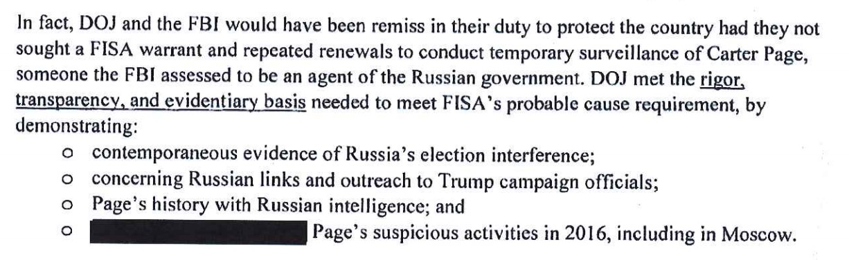 House Intelligence Committee Democrats' rebuttal to Nunes memo, Feb. 24, 2018.