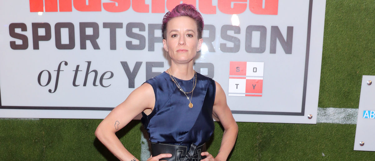 Megan Rapinoe Calls Out Sports Illustrated For Lack Of Diversity While Accepting Award