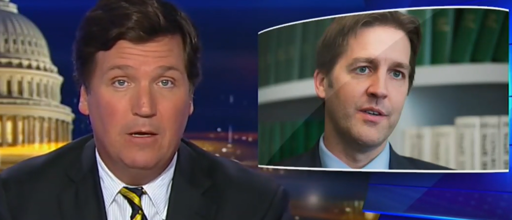 'No More Baby Talk': Tucker Carlson Issues Three-Part Challenge After Ben Sasse Responds To Sidney Report