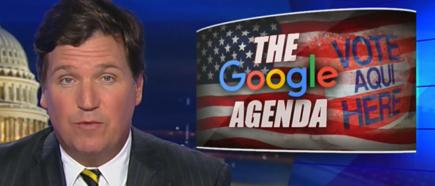Tucker Carlson exposes Koch Brother funded groups efforts against conservatives (Fox News screengrab)