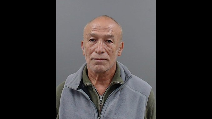 Jose Vilchis. Will County Sheriff's Office