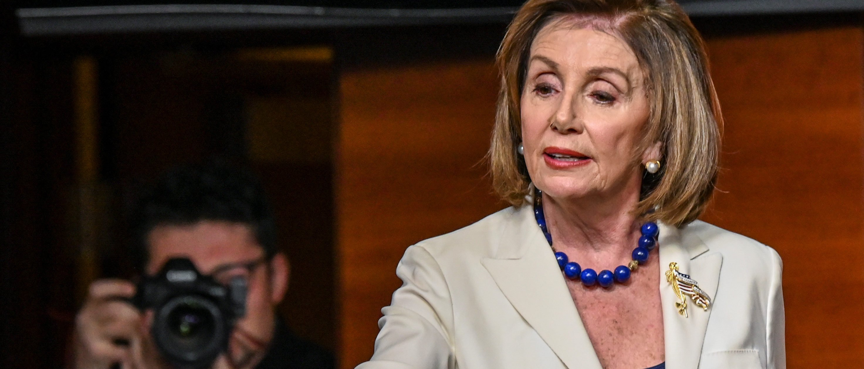 Patriots Impeachment Weekly Wrap-Up: From Pelosi, With Love
