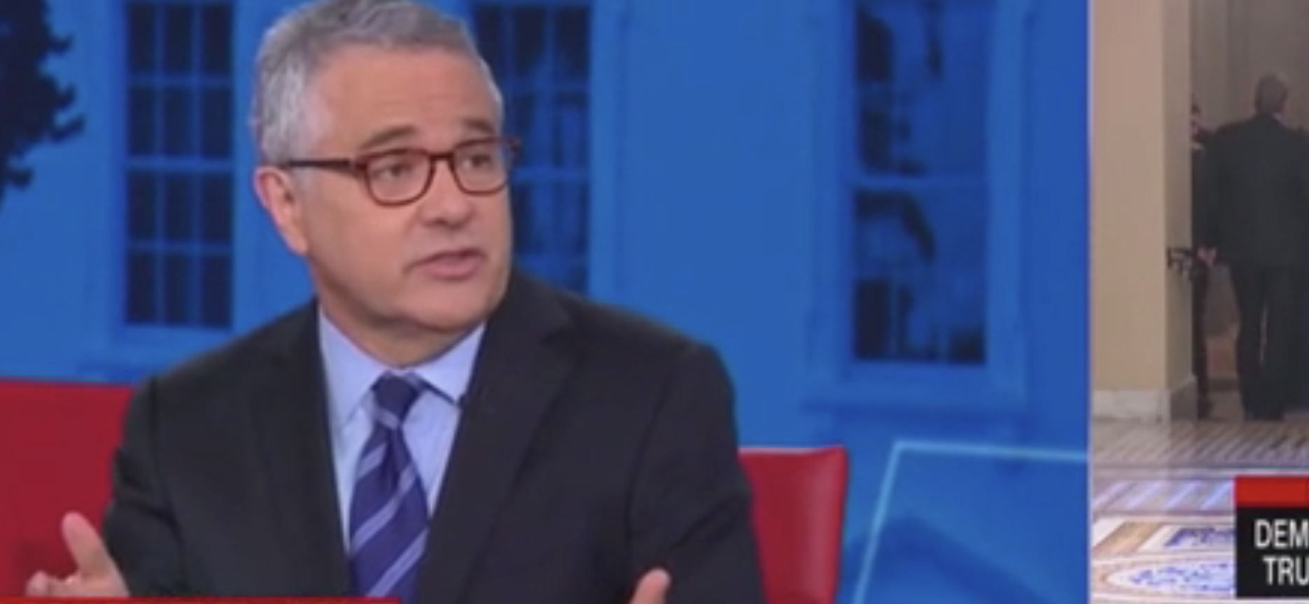 CNN Legal Analyst Aghast That Trump's Lawyers 'All White Men'