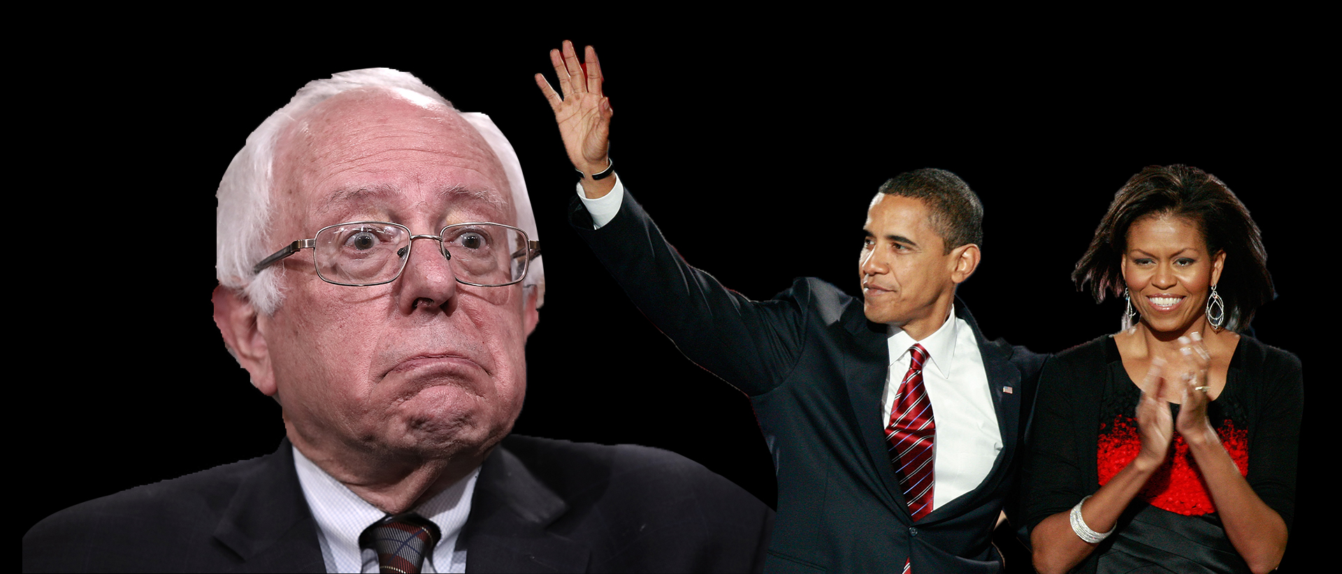 These Reports About Obama And Bernie Sanders Raise Major Questions About A Potential Michelle White House Bid