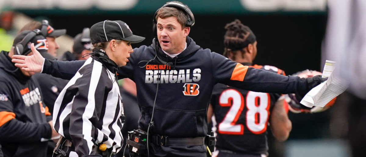 REPORT: Bengals Are Listening To Trade Offers For The First Overall Pick In The Draft