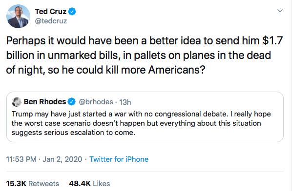 Cruz Tweet.