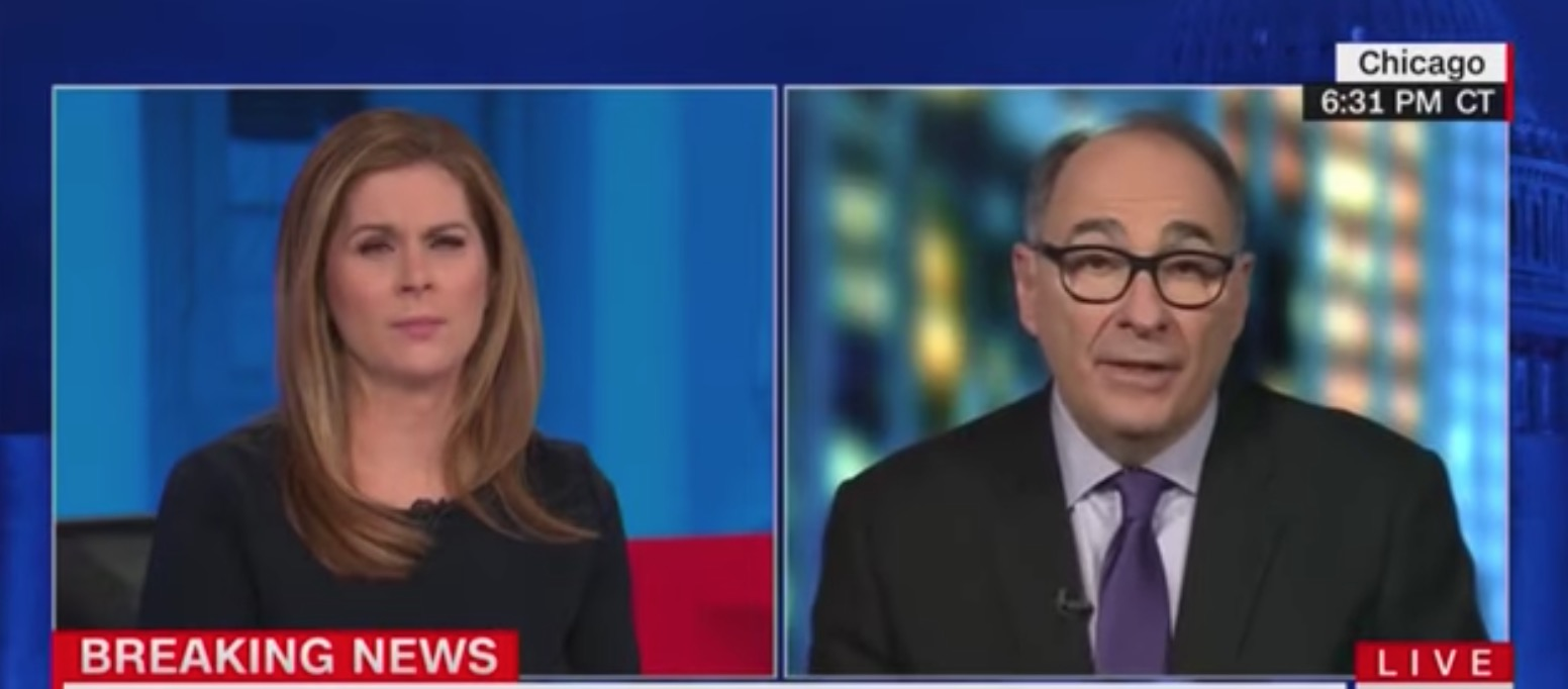 'Ready To Move On': David Axelrod Says Focus Group Of Democrats Didn't Care About Impeachment