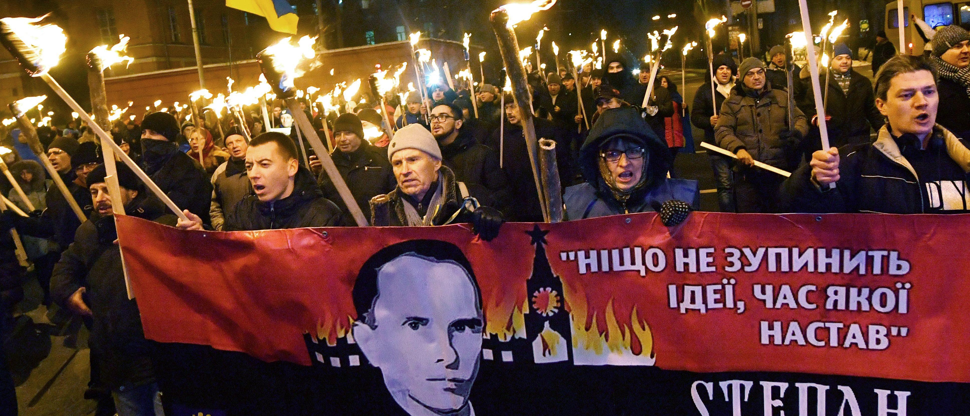 Israeli Foreign Ministry Accuses Ukraine Of Glorifying Nazi Collaborators