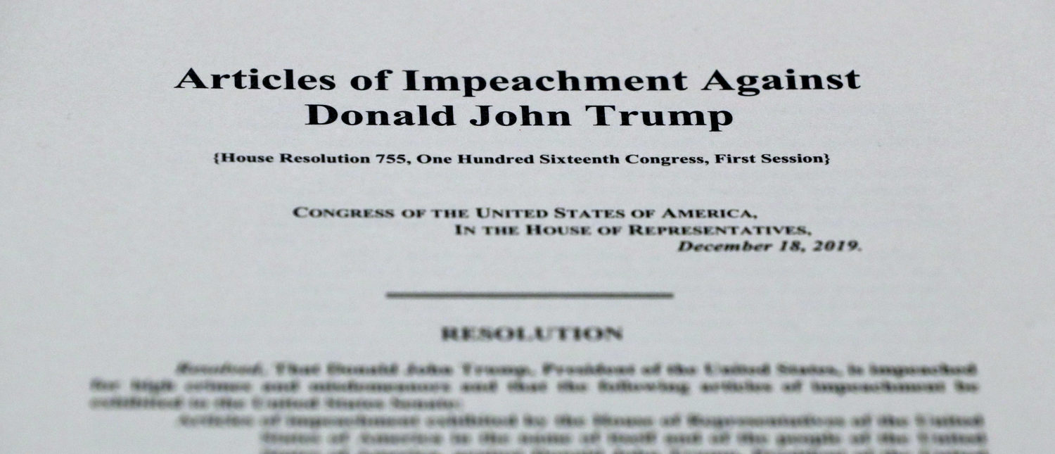 MIKE HUCKABEE: We Translated The Democrat Articles Of Impeachment — No Wonder Republicans Voted Against Them