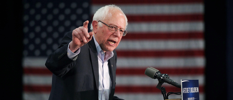 Bernie Sanders Has A Complicated History With Violent Rhetoric And Communist Regimes