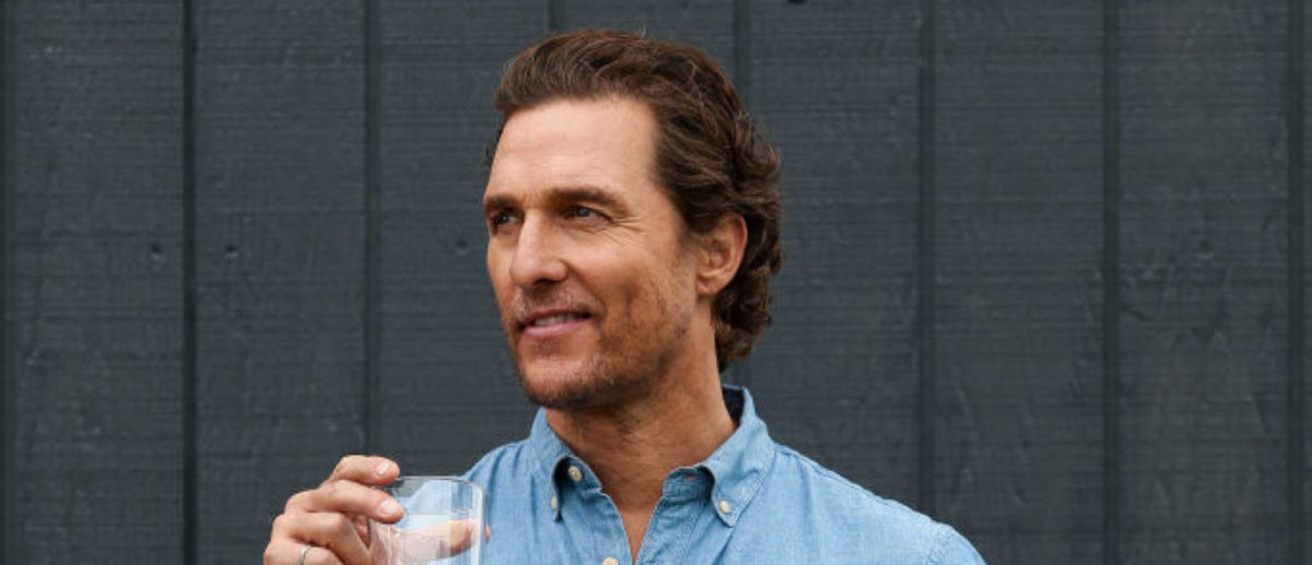 Matthew McConaughey Releases Video Message About Being A Man. Every American Needs To Hear What He Said