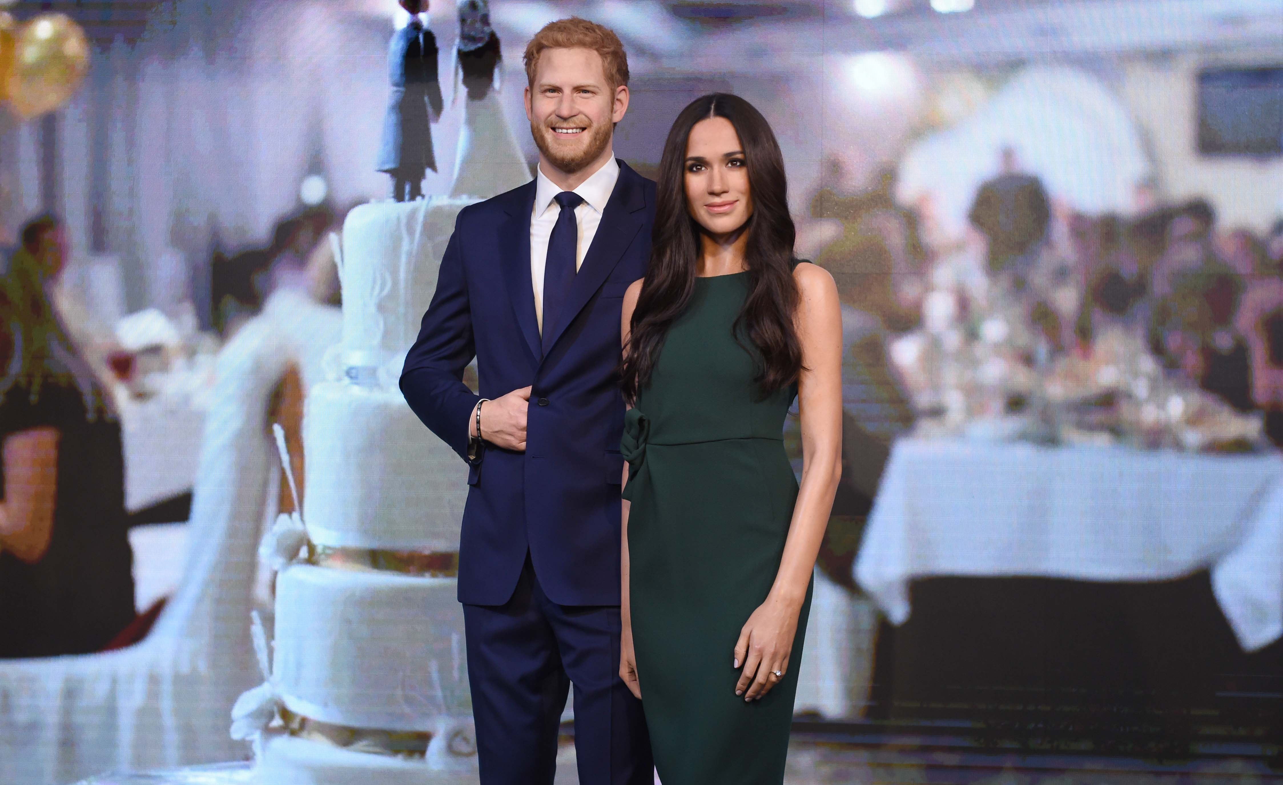 Madame Tussauds unveils a wax figure of Ms. Meghan Markle ahead of her wedding to Prince Harry on May 19 at Madame Tussauds on May 9, 2018 in London, England. (Photo by Stuart C. Wilson/Getty Images)