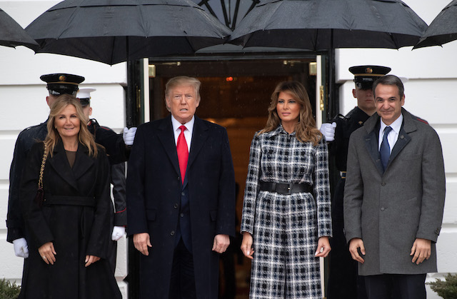 (Photo by SAUL LOEB/AFP via Getty Images)