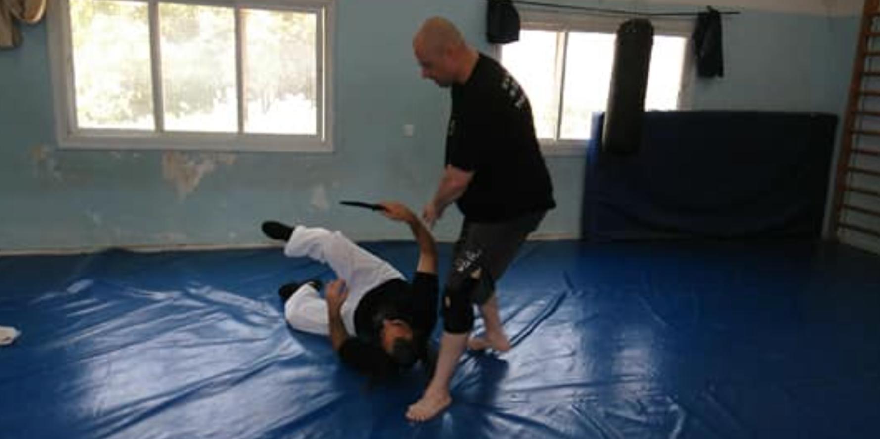 Facebook/Metro Krav Maga and Kick-Boxing