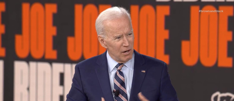 Joe Biden Says ICE Shouldn't Deport Drunk Driving Illegal Aliens