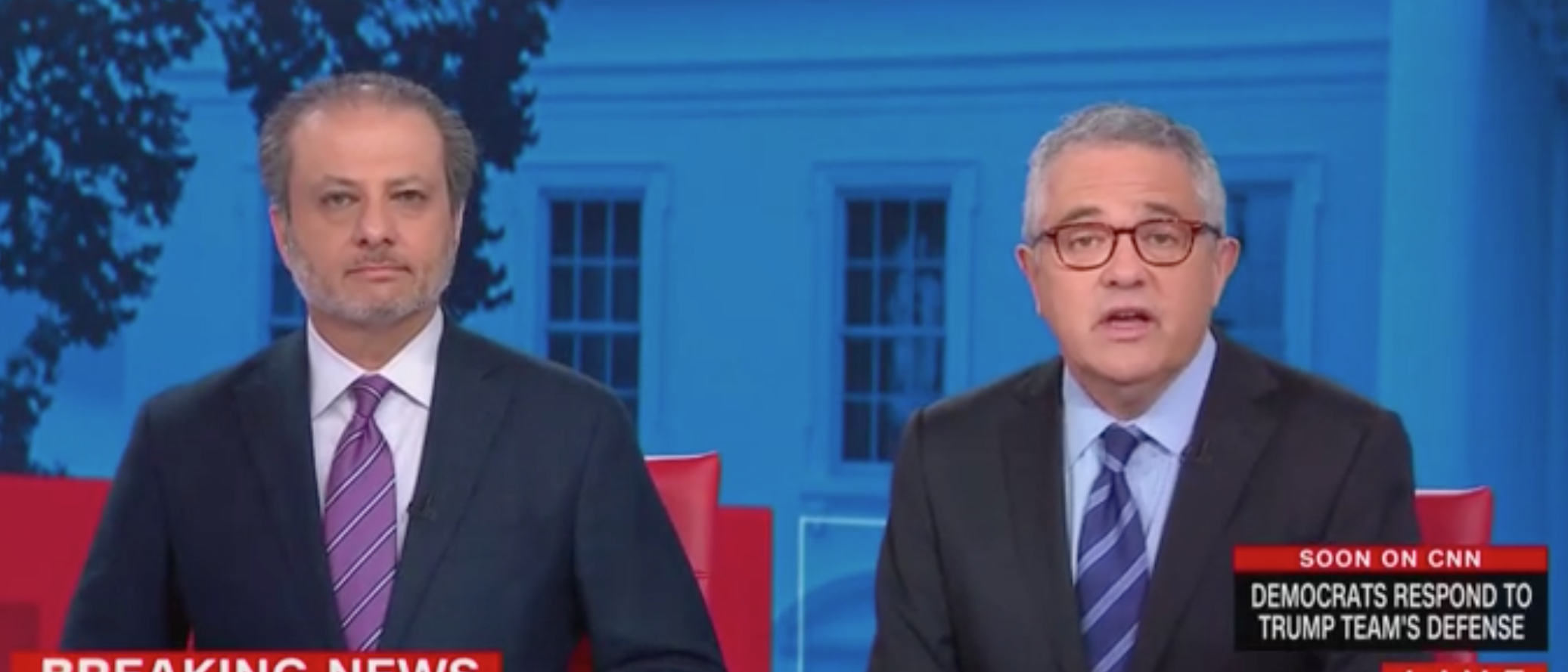 CNN Panel Agrees: Trump Defense Team Was Right To Keep It Short