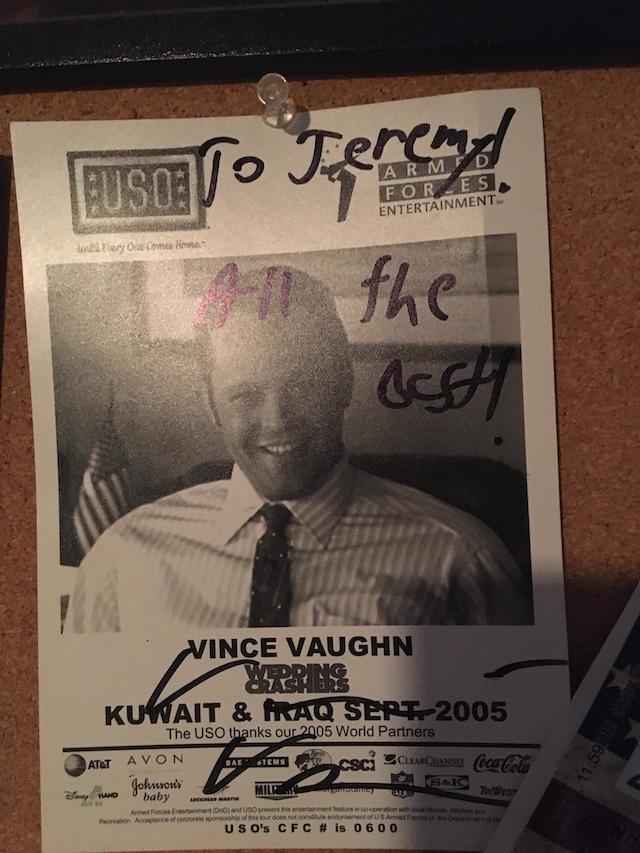 Vince Vaughn (Photo Credit: Jermey Greer)
