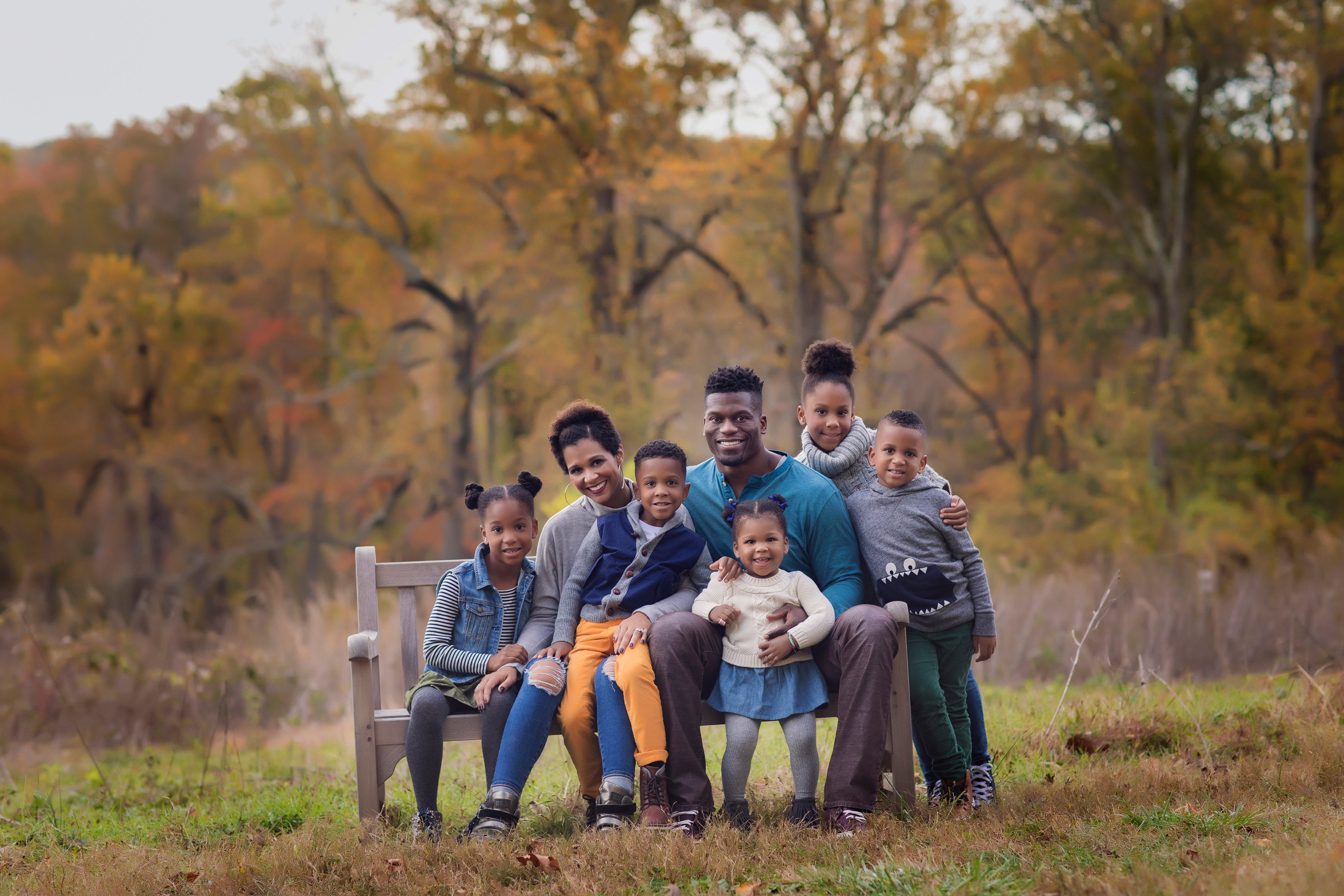 The Watson Family, 2017 [1]