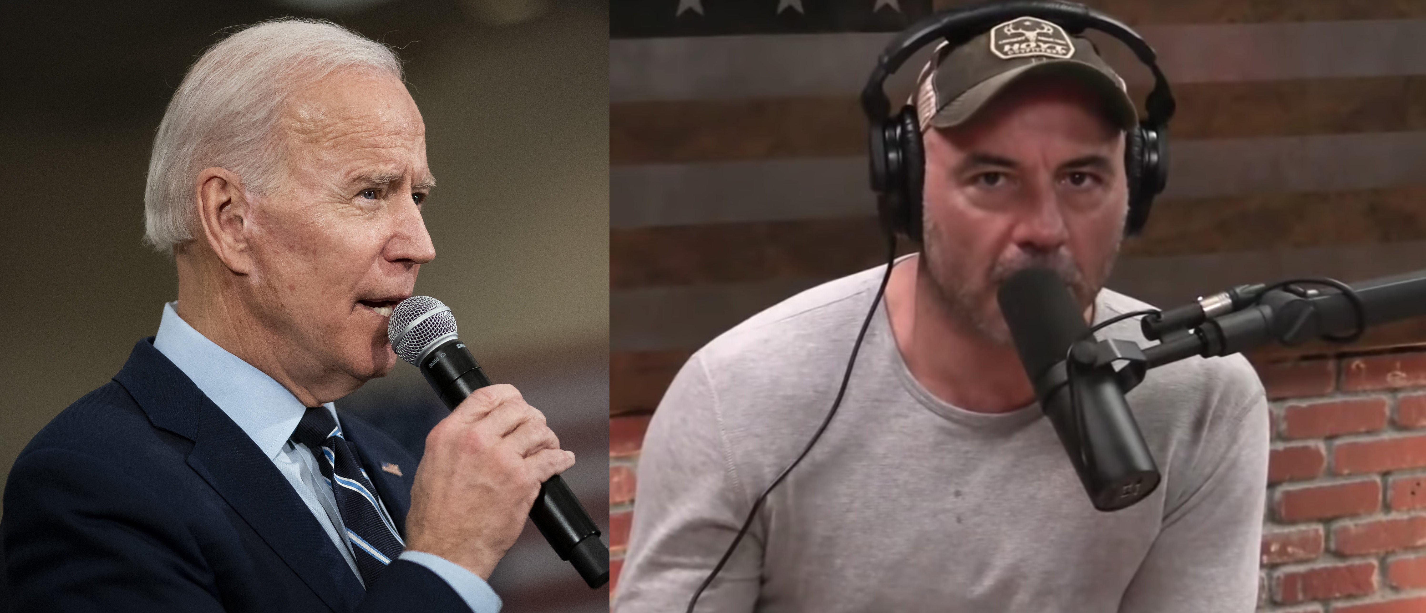 Joe Biden Says 'No Room For Compromise' On Transgender Issues As Bernie Faces Backlash For Joe Rogan Endorsement