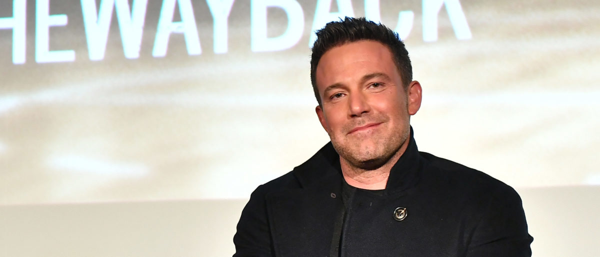 Ben Affleck Had A 'Breakdown' While Filming Alcoholic Movie Right Out Of Rehab