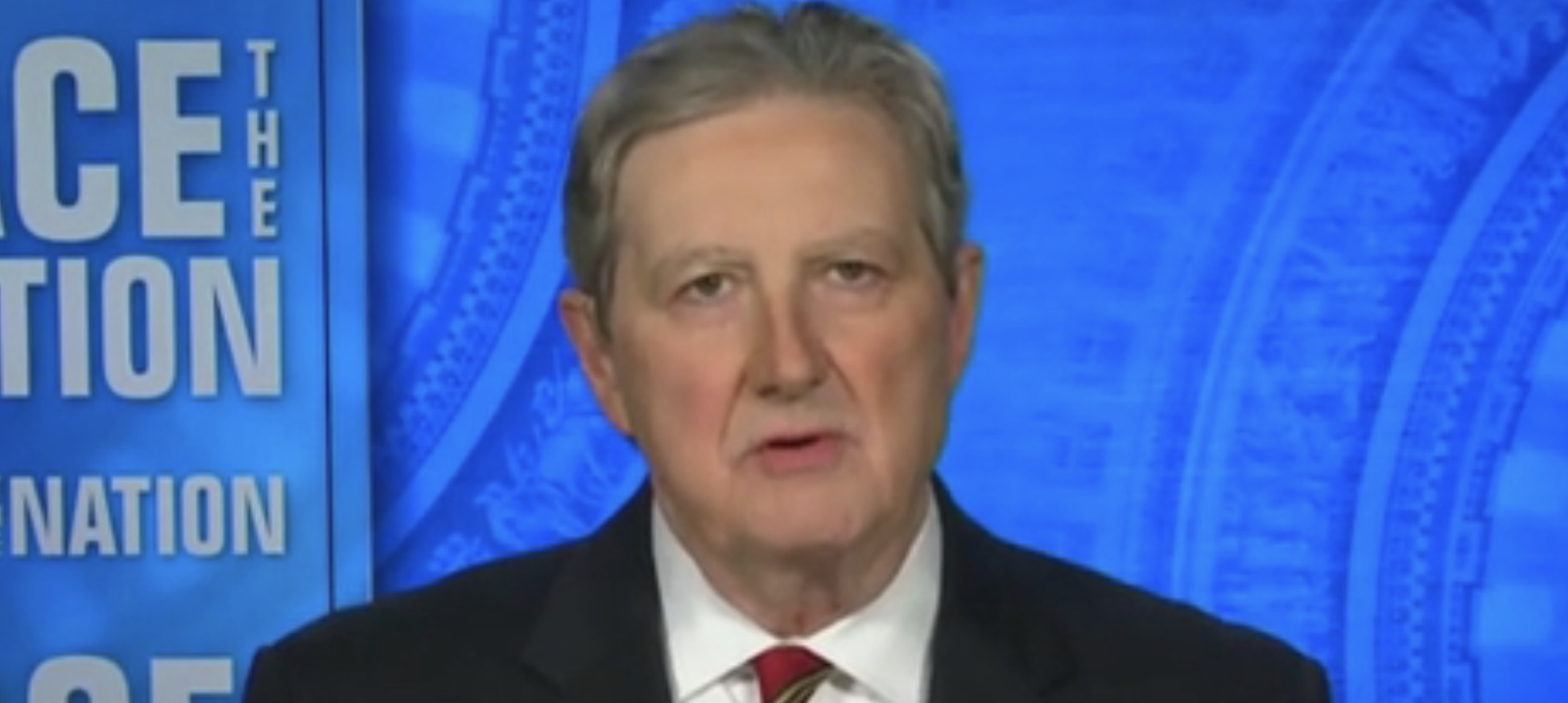 Sen. Kennedy Compares Trump's Judicial Tweets To Singing 'Honky Tonk Woman' In Church