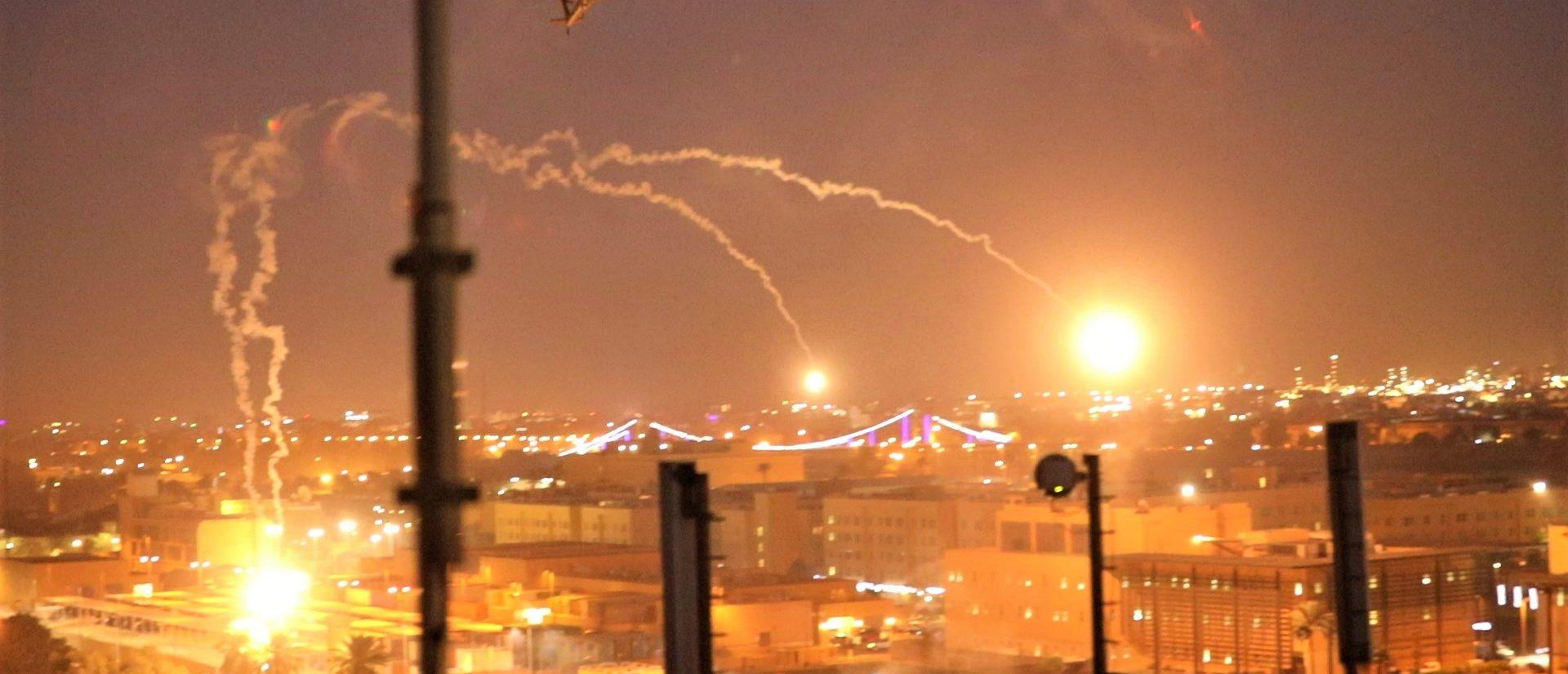 Rockets Hit Near US Embassy In Iraq