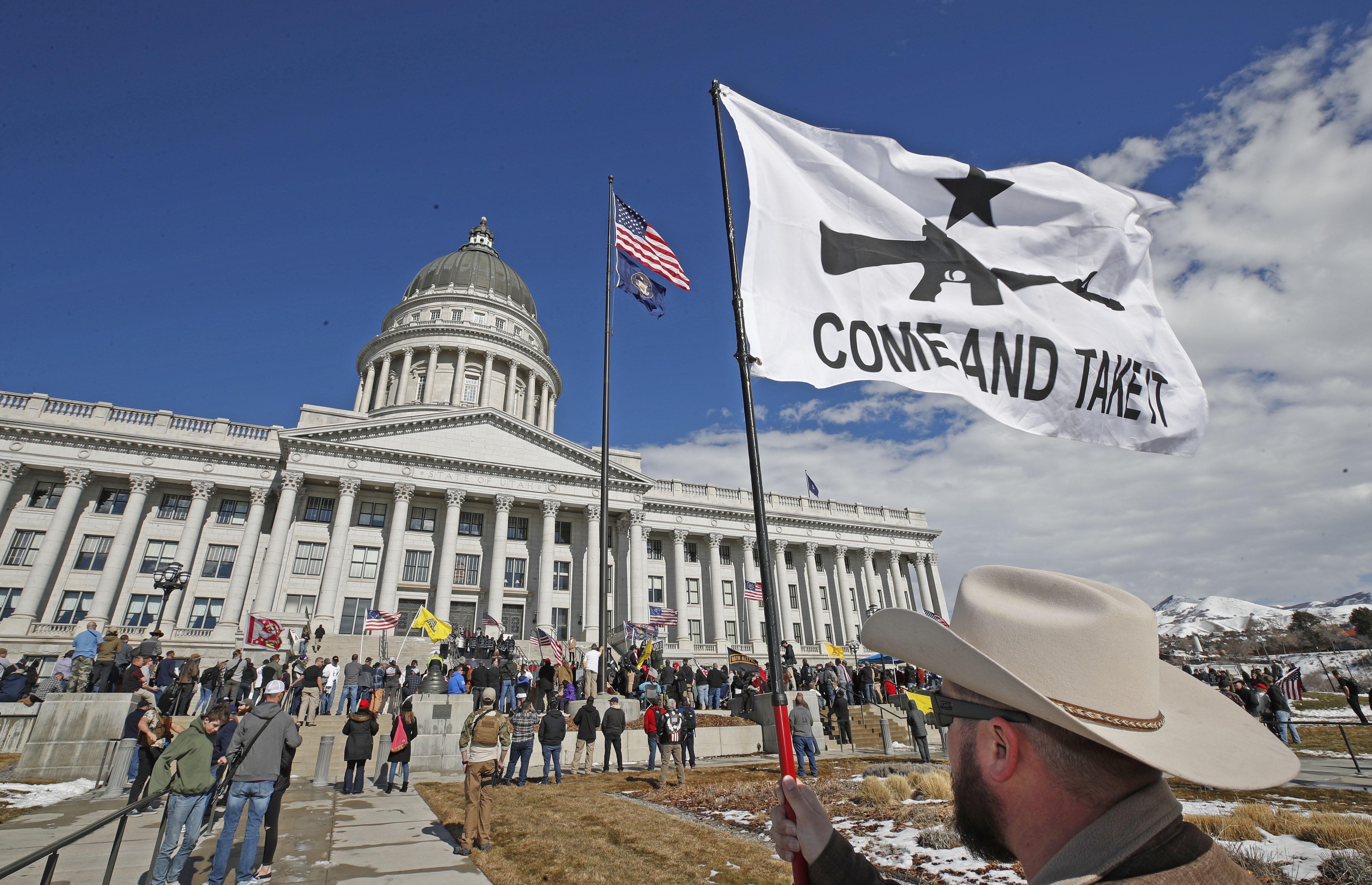 Virginia House Of Delegates Passes Gun Ban, Seizure Bill | The Daily Caller