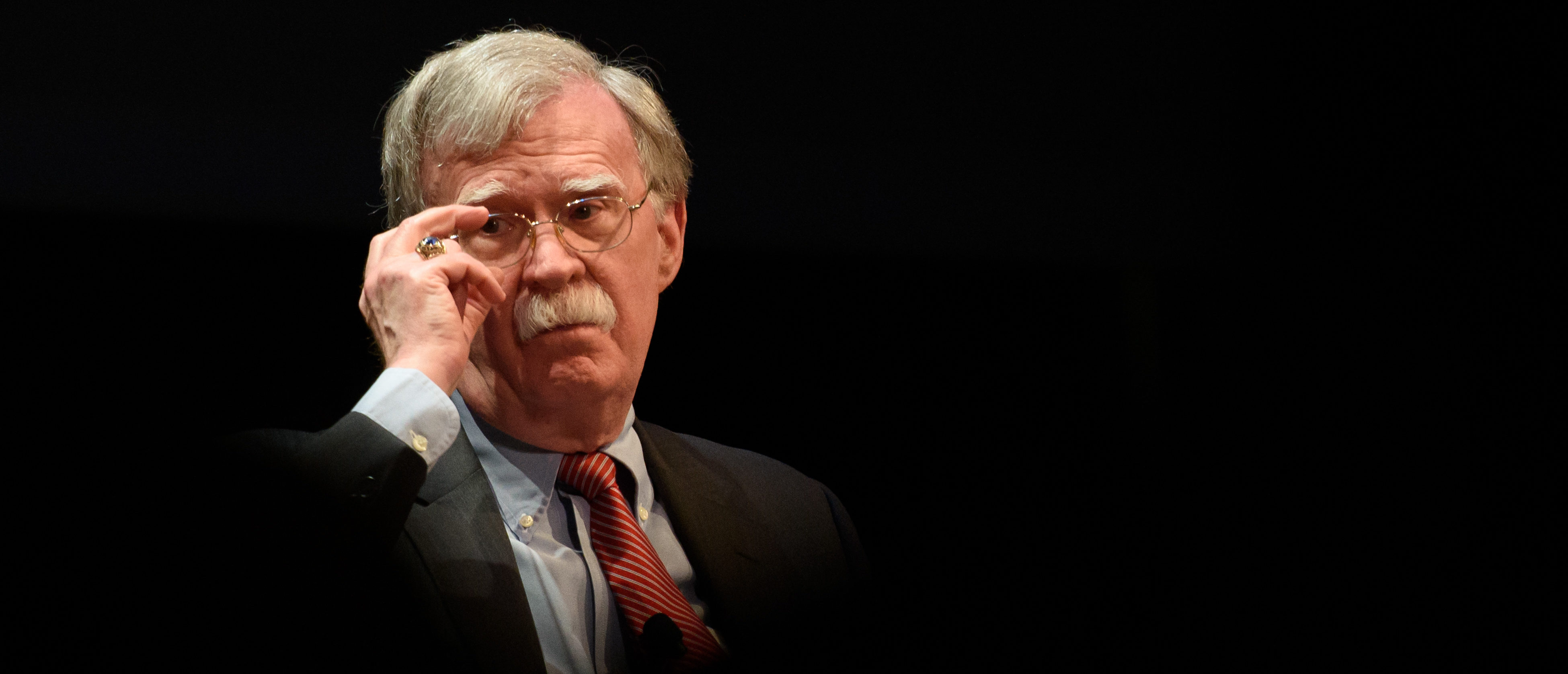 White House: 'No One Is Trying To Censor' John Bolton's Book