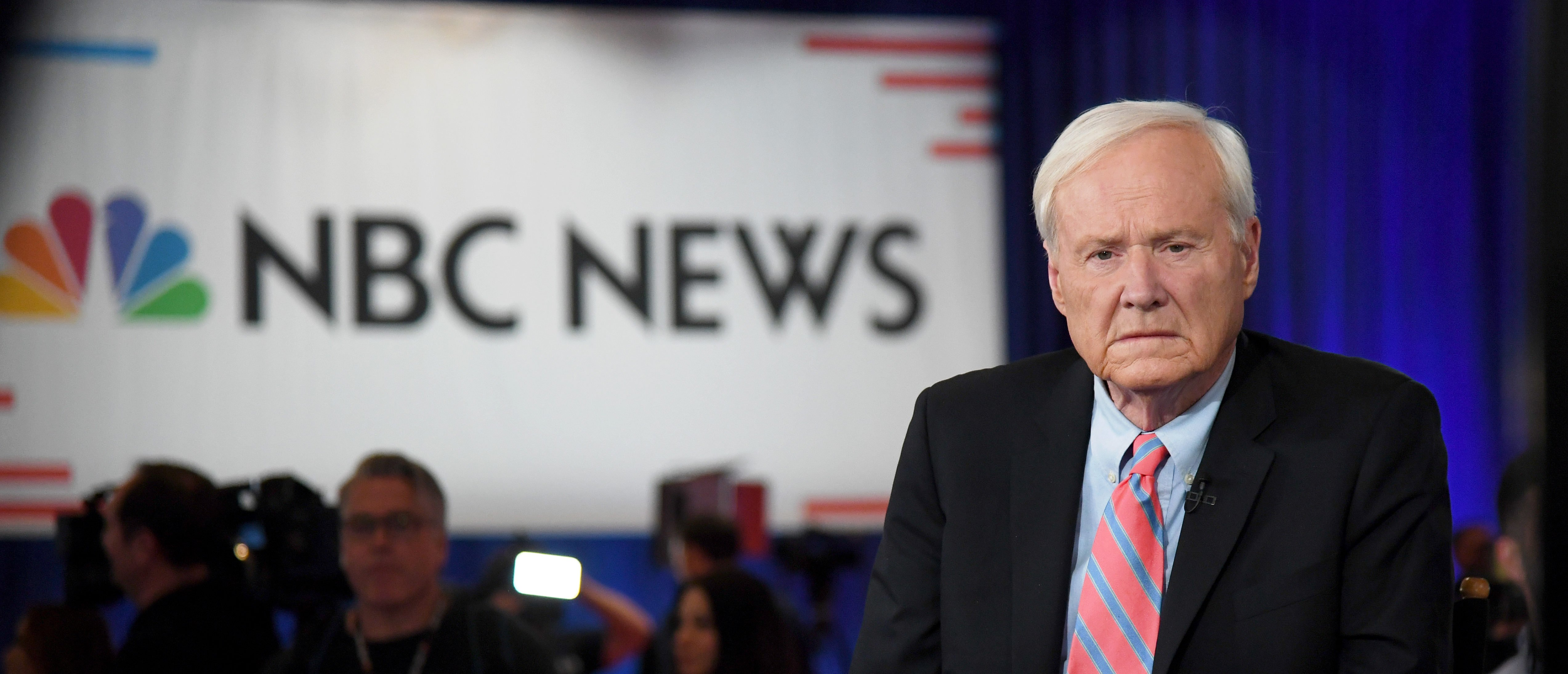 Chris Matthews Notably Absent From MSNBC South Carolina Primary Coverage